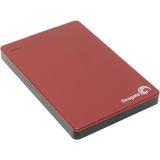 "Жесткий диск внешний 2.5"" 2Tb Seagate (USB3.0) STDR2000203 Backup Plus Slim Portable красный"