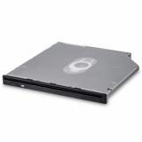 Привод DVD+RW&CD-RW LG GS40N SATA slim черный внутренний oem (128x9.5x127мм)