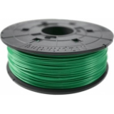Пластик ABS на катушке в картридже, green (зеленный), 1,75 мм/600гр
