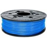 Пластик ABS (сменная катушка для картриджа), Steel Blue (синий), 1,75 мм/600гр
