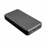 Аккумулятор внешний iconBIT FTB10000FC 1000mAh, один USB-порт (5V/2.4A, 5V/1A), с функцией быстрой зарядки