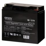 Аккумулятор для ИБП, 12V, 17Ah GB-12170 (Ginzzu)