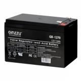 Аккумулятор для ИБП, 12V, 7Ah GB1270 (Ginzzu)