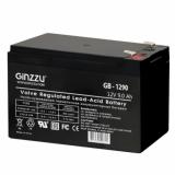 Аккумулятор для ИБП, 12V, 9Ah GB1290 (Ginzzu)