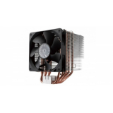 Вентилятор Cooler Master CPU Cooler Hyper H411R, RPM, White LED fan, 100W (up to 120W), Full Socket Support (RR-H411-20PW-R1)