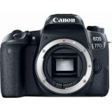 """Зеркальный Фотоаппарат Canon EOS 77D черный 24.2Mpix 3"""" 1080p Full HD SDXC Li-ion(1892C003)"""