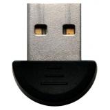 Адаптер Bluetooth USB Espada ES-M03 v2.0 + EDR, Class 2, 30 м, черный