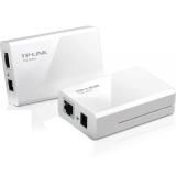 Адаптер PoE TP-Link TL-PoE200 (набор из инжектора и разветвителя)