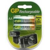 Аккумулятор AA 2700mAh (уп2шт) GP