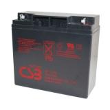 Аккумулятор для ИБП, 12V, 17Ah (CSB)