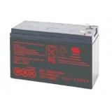 Аккумулятор для ИБП, 12V, 9Ah HR1234 F2 (WBR)