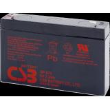 Аккумулятор для ИБП, 6V, 12Ah GP6120 (CSB)