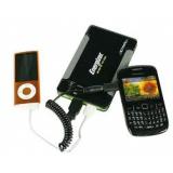 Аккумулятор внешний Energizer XP4001 4000mAh, два USB-порта (5V/1500mА), набор переходников, черный (MPS-EN-XP4001A)