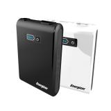 Аккумулятор внешний Energizer XP8000A 8000mAh, один USB-порт (5V/1000mА), два порта для ноутбуков (12/19V), набор переходников, белый