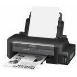 Принтер струйный монохромный Epson M100 (A4, LAN, СНПЧ) (C11CC84311)
