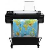 Плоттер HP DesignJet T520 24in e-Printer с подставкой (CQ890A)