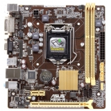 Материнская плата ASUS H81M-R/C/SI (RTL) S-1150 H81 2xDDR3 PCI-E x16/PCI-E x1 2xSATA II/2xSATA III 2xPS/2/D-sub/DVI-D/2xUSB 2.0/2xUSB 3.0/GLAN/3 audio jacks mATX