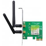 Сетевая карта PCI-E x1 TP-Link TL-WN881ND 802.11n/b/g 300Mbps, две внешние антенны