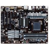 Материнская плата Gigabyte GA-970A-UD3P (RTL) S-AM3+ 970/SB950 4xDDR3 PCI-E x16/PCI-E x16 (x4 mode)/3xPCI-E x1/2xPCI 6xSATA III/RAID 0,1,5,10,JBOD PS/2/8xUSB 2.0/2xUSB 3.0/GLAN/S/PDIF/6 audio jacks ATX
