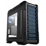 Корпус ATX THERMALTAKE VP300A1W2N Chaser A31 w/o PSU Window Midi-Tower Black