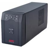 ИБП APC Smart-UPS SC 620VA SC620I 1xSurge+3xBat/RS232+RJ45