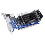 Видеоадаптер PCI-E ASUS GeForce 210 1024Mb 210-SL-1GD3-BRK (RTL) GDDR3 64bit D-sub/DVI-I/HDMI