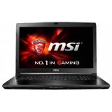 "Ноутбук MSI GL72 2QD i5-6300HQ/4G/500/17.3""/GTX950M 2G/DVD-RW/DOS/Black (GL72 6QD-211XRU)"