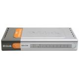 Коммутатор D-Link DES-2108 8x10/100, управляемый 2-го уровня