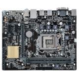 Материнская плата ASUS H110M-K (RTL) S-1151 H110 2xDDR4 PCI-E x16/2xPCI-E x1 4xSATA III 2xPS/2/D-sub/DVI-D/4xUSB 2.0/2xUSB 3.0/GLAN/3 audio jacks mATX