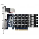 Видеоадаптер PCI-E ASUS GeForce GT710 2048Mb 710-2-SL (RTL) GDDR3 64bit D-sub/DVI-D/HDMI