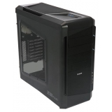 Корпус ATX ZALMAN Z12 Plus w/o PSU MidiTower Black