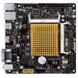 Материнская плата ASUS J1800I-C (RTL) Cel-J1800 2xDDR3 SoDIMM mini-ITX