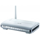 Маршрутизатор ASUS RT-G32 802.11b/g 54Mbps, 4x10/100 LAN, 1x10/100 WAN, внешняя антенна.