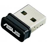 Сетевая карта USB ASUS USB-N10 NANO 802.11n/b/g 150Mbps, микро