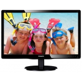 "Монитор-ЖК 20"" Philips 200V4LSB/01 LED TN 1600*900 5мс DVI VGA Black"