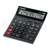 Калькулятор Canon WS-1610T, 16 разр., настольный, регулир. наклон дисплея, налоги, черный