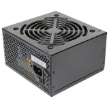 блок питания atx 750w aerocool vx-750 (24+4+4pin) apfc 120mm fan 6xsata