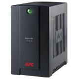 ибп apc back-ups 700va bx700ui 390вт черный