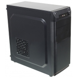 Корпус ATX Accord A-305B w/o PSU 1x92mm 3x120mm 1x140mm 2xUSB2.0 2xUSB3.0 audio Black