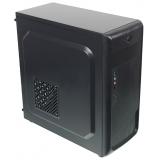 Корпус ATX Accord A-307B w/o PSU 1x92mm 3x120mm 1x140mm 1xUSB2.0 1xUSB3.0 audio Black
