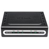 Маршрутизатор D-Link DSL-2500U 1x10/100 LAN, 1xRJ11 WAN, ADSL/ADSL2/ADSL2+, Annex B