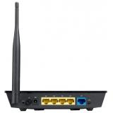 маршрутизатор asus rt-n10p 802.11n/b/g 150mbps, 4x10/100 lan, 1x10/100 wan, внешняя антенна