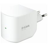 Точка доступа D-Link DAP-1320 802.11n/b/g 300Mbps, 1x10/100 LAN, повторитель