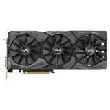 Видеоадаптер PCI-E ASUS GeForce GTX1070 8192Mb ROG STRIX-GTX1070-O8G-GAMING (RTL) GDDR5 256bit DVI-D/2xHDMI/2xDP