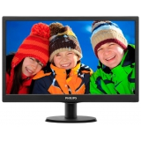 "Монитор-ЖК 19.5"" Philips 203V5LSB26 (10/62) TN 1600x900 VGA Black"
