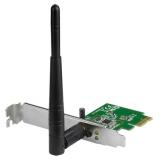Сетевая карта PCI-E x1 ASUS PCE-N10 802.11n/b/g 150Mbps, внешняя антенна