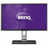 """Монитор-ЖК 32"""" Benq BL3200PT LED AMVA+ 2560*1440 12ms DVI HDMI VGA DP USB-hub M/M HAS Pivot Black"""