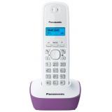 Телефон Panasonic KX-TG1611RUF радио Dect
