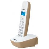 Телефон Panasonic KX-TG1611RUW радио Dect