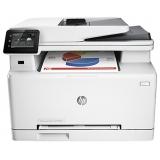 МФУ лазерное цветное HP Color LaserJet Pro M277n (A4, принтер/сканер/копир/факс, ADF, LAN) (B3Q10A)